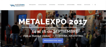 Metal Expo Córdoba 2017